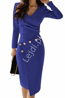 Elegancka sukienka na święt...