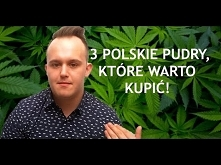 3 POLSKIE NATURALNE PUDRY D...