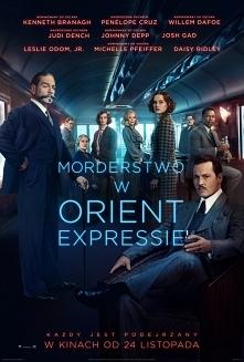 Morderstwo w Orient Express...