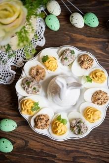 Jajka faszerowane – kilka sprawdzonych przepisów!