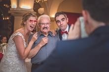 Fotograf ślubny w pracy – R...