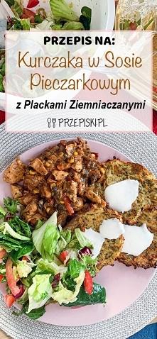 Kurczak w Sosie Pieczarkowy...