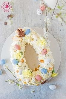 Torcik jajo na Wielkanoc - ...