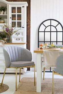 krzesła tapicerowane idealn...