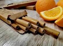 Słomki bambusowee ZERO WAST...