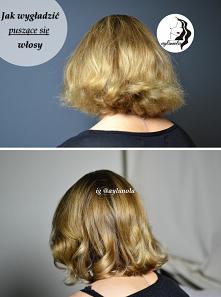 Opis pielęgnacji włosów roz...