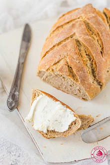 Pszenny chleb na zakwasie -...