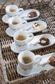 Kawy nigdy nie odmówię.