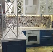 Panel dekoracyjny SP 238. Alternatywa dla szkła oraz glazury.