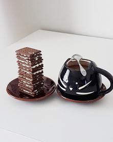 Kawa, ciastko, kawa, kawa, ciastko, ciastko, ciastko ... ojej jak niezdrowo :P:P
