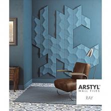 Propozycja nowej generacji dekoracji ściennych 3D, w wydaniu ARSTYL, to-wraz ...