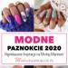 Modne Paznokcie 2020 – Najciekawsze Inspiracje na Modny Manicure