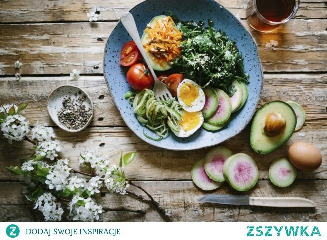 Śniadanie białkowo - tłuszczowe w insulinooporności