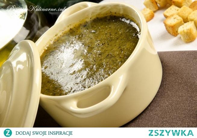 Zupa szczawiowa Celiny