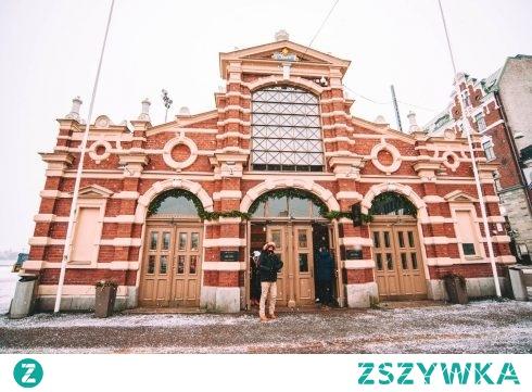 Stara Hala Targowa nad Bałtykiem