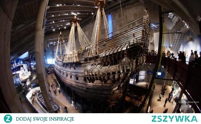 W Muzeum Statku Vasa