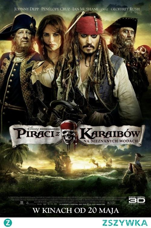 Piraci z Karaibów: Na nieznanych wodach (2011)