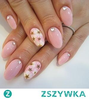 Pastelowe paznokcie...idealne do wiosennych stylizacji