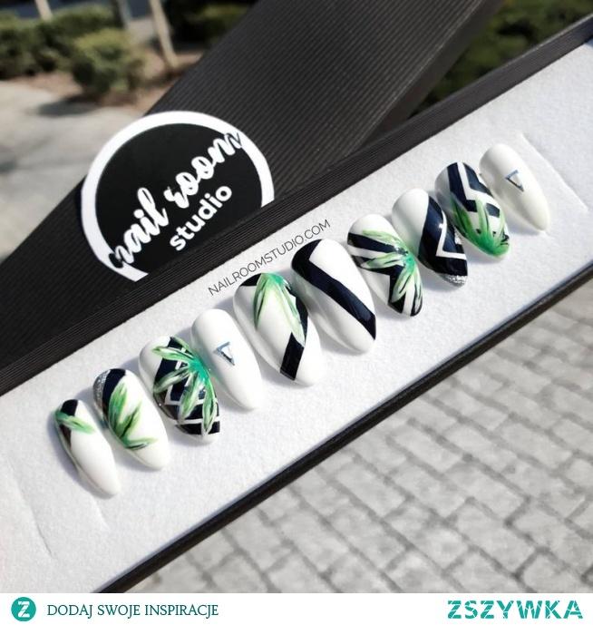 Paznokcie press on - manicure on line - zamów z wysyłką