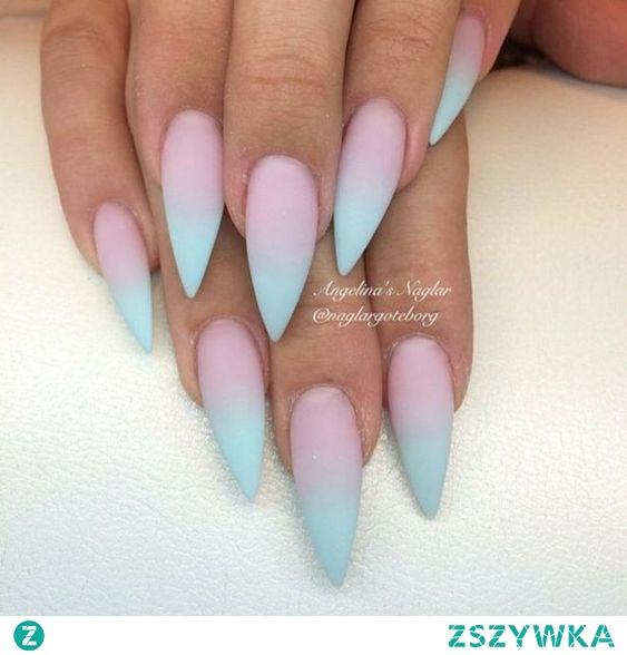 paznokcie długie
