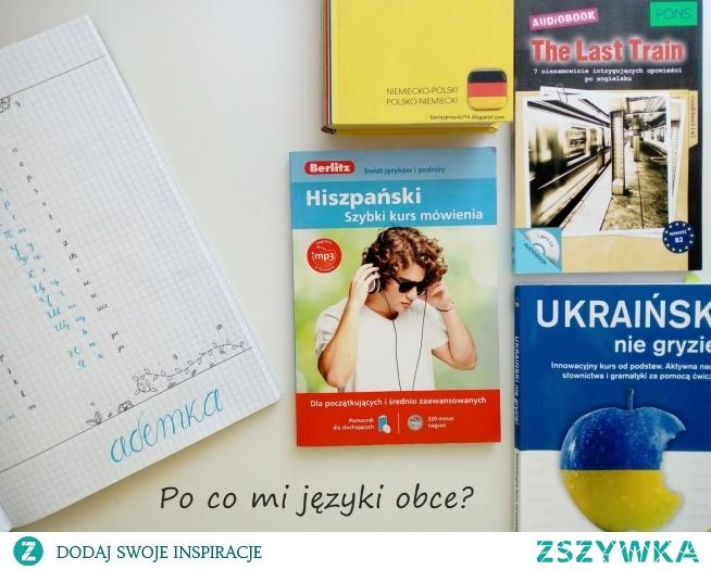 Dlaczego warto uczyć się języków obcych? Odpowiedź w nowym wpisie po kliknięciu w zdjecie ;)