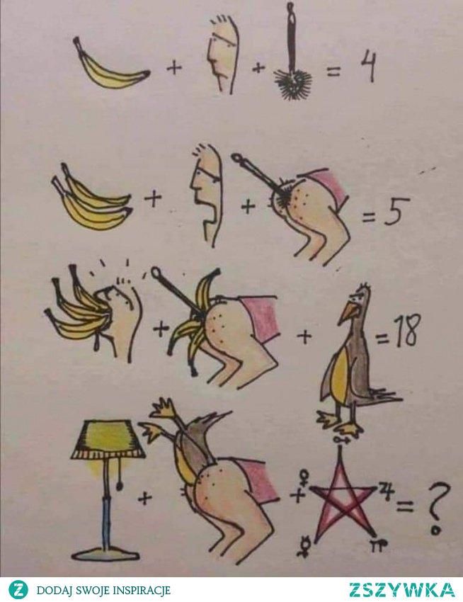 Dla kogoś kto kocha zagadki :D