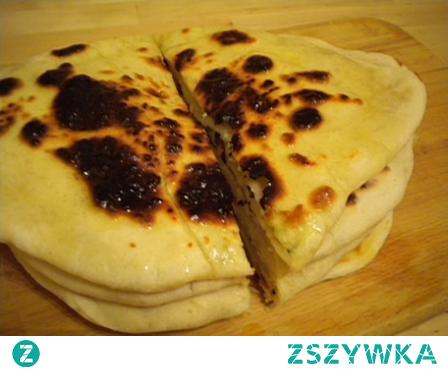 Kaukaskie czepałgasze – pasterskie podpłomyki nadziewane serem Dieta niskosalicylanowa i alergia na salicylany
