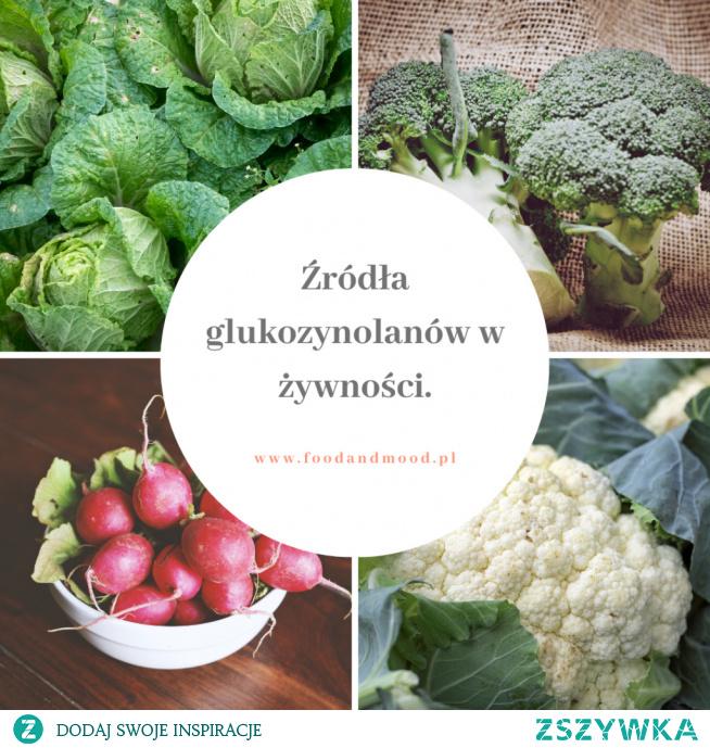 Poznaj prozdrowotne działanie glukozynolanów.