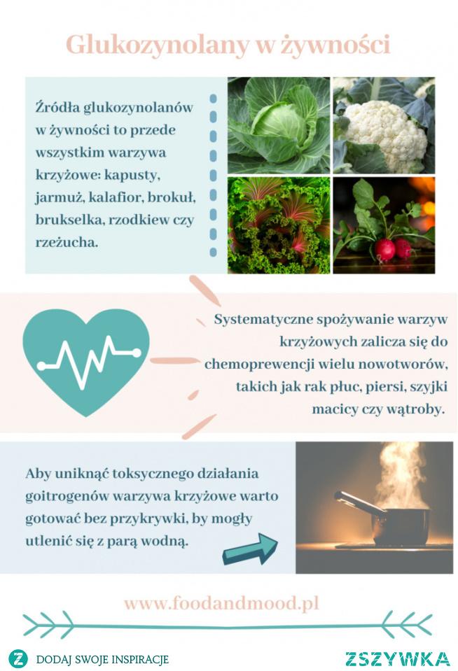 Poznaj właściwości prozdrowotne warzyw krzyżowych.