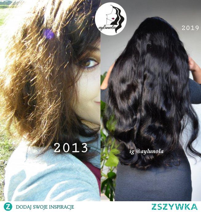 Moja włosowa metamorfoza