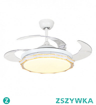 1-Light 108cm Mini Style / Tri-color Ceiling Fan Metal Mini Painted Finishes LED / Modern 110-120V / 220-240V
