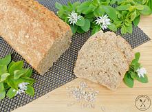 Szybki chleb bez wyrastania