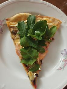 Pizza domowa z przepisu ksi...