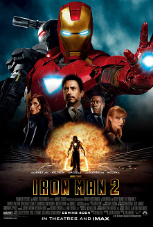27. Iron Man 2 (2010)