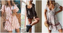 Wiosenne stylizacje z sukie...