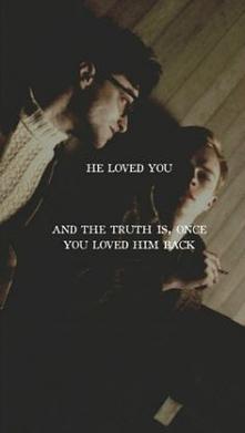 Kochał cię a prawda jest ta...