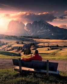 Dolomity-Włochy