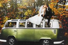 Sprawdźcie kilka alternatywnych form dojazdu pary młodej!