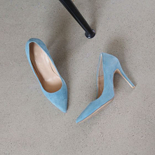 Eleganckie Błękitne Randki ...