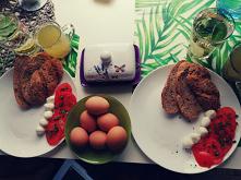 Zdrowe śniadanko które doda...
