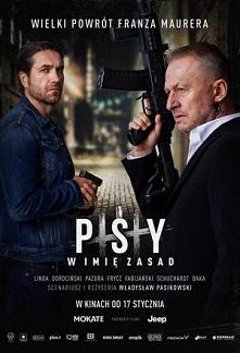 Oglądaj film Psy 3: W imię zasad na vodplayer.pl