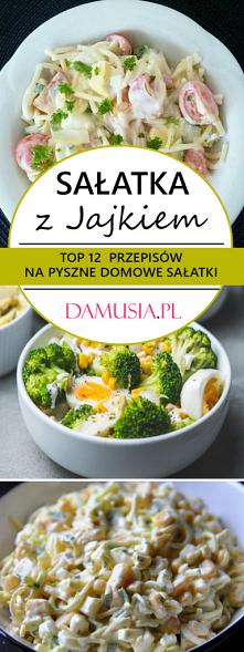 Sałatka z Jajkiem – TOP 12 ...