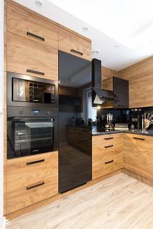 kuchnia drewno&czern