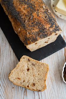 Chleb pszenno żytni z suszo...