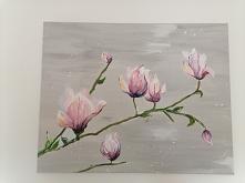 Kwiaty/Pink flowers Round2