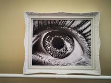 #Open your eyes Szkic ołówkiem  *8B-2H 297-210 80g