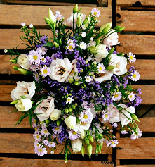 The rustic bouquet