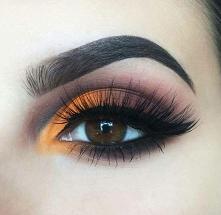 Makijaż oka...