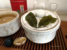 Jak smakuje herbata Żelazna...