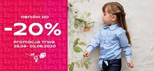 Promocja na ubranka niemowlęce i dziecięce!!!